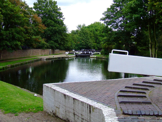 Hanwell Locks