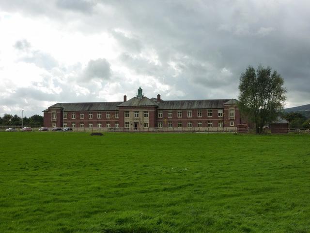Former Colne Grammar School, Barrowford Road, Colne