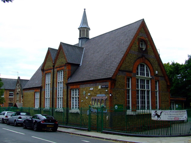 St Mark's School