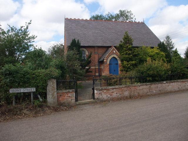 South Clifton Methodist Church