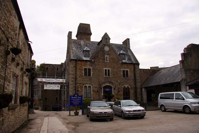 Bodmin Gaol exhibition building