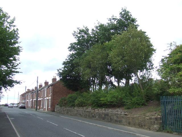 Blind Lane, Houghton-le-Spring