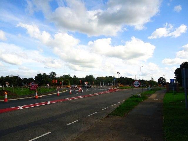 Penrith, Bridge Lane
