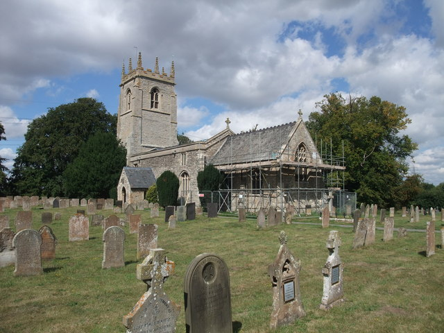 Church of St George the Martyr, North and South Clifton