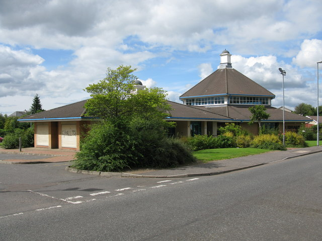Chapelhall Library