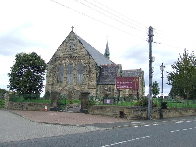 St. Matthew's Church, Newbottle
