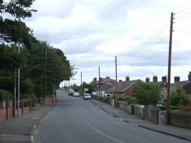Sunderland Road, Newbottle