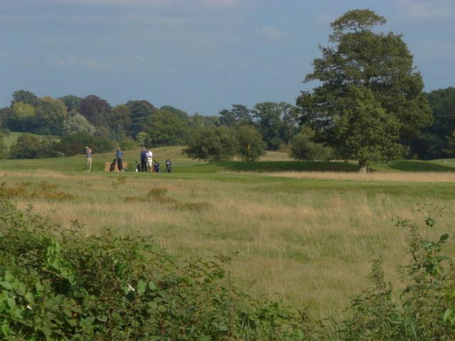Merrist Wood Golf Course