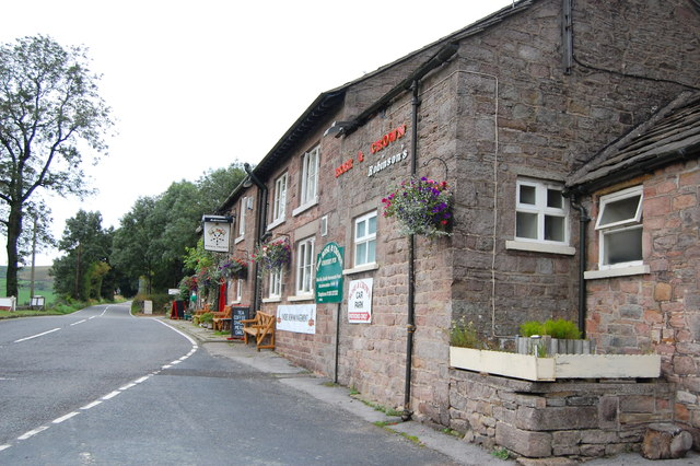 The Rose and Crown, Allgreave