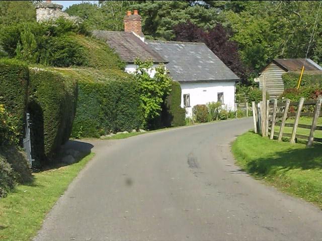 Cottages in Stapleton