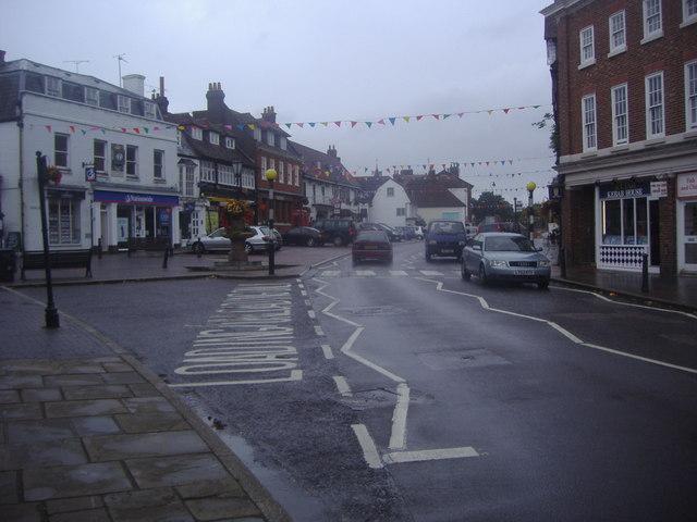 Market Square, Westerham