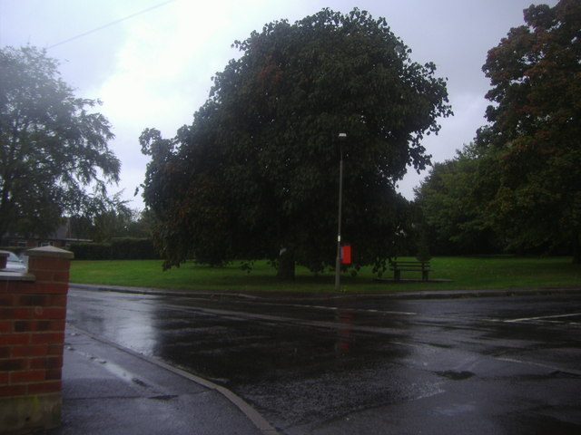 Junction of Main Road and Harrow Road