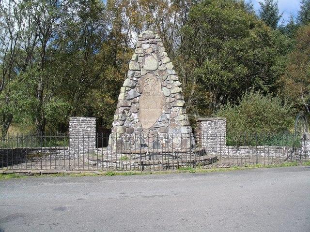 Clan Macrae Memorial