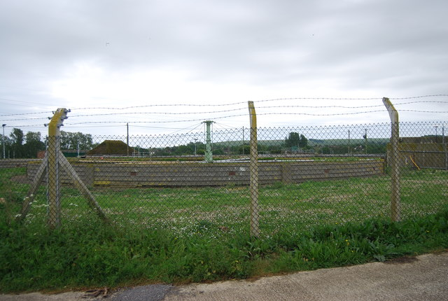 King's Barn Lane Water Treatment  Works