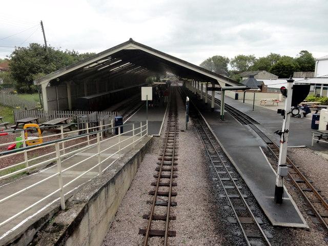 New Romney, RH&DR Station
