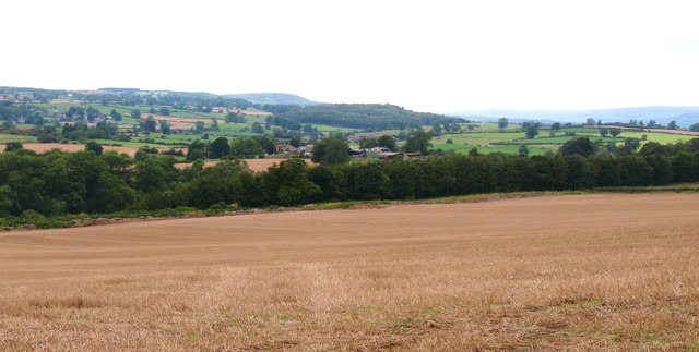 Across the Ure Valley