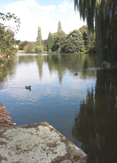 The Lake, Elsham Hall
