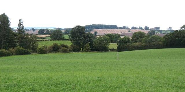 Rural scene, Charlcott