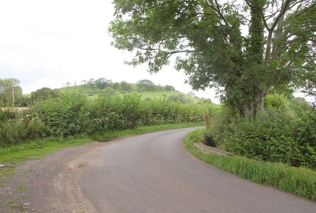Lane to Knowle Bridge