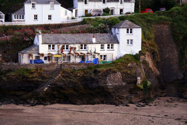 The Large Restaurant in Port Isaac