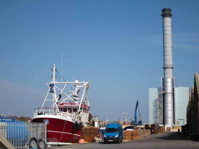 Shoreham Port and Power Station