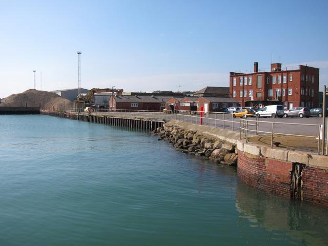 Businesses by Shoreham Port