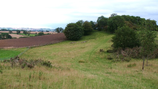 Bridleway to Finghall