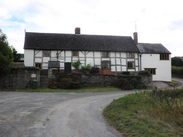Twyford farmhouse