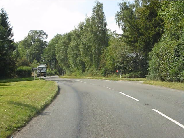 A44 at Windmill Hill