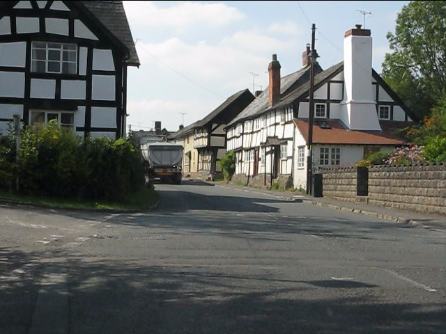 A44 in Pembridge