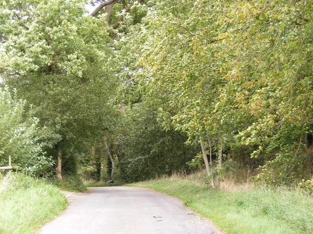 Park Road, Letheringham
