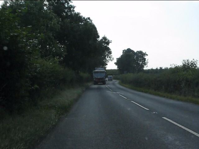 A44 south of Marston