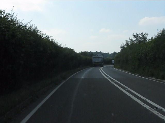 A44 near Weston