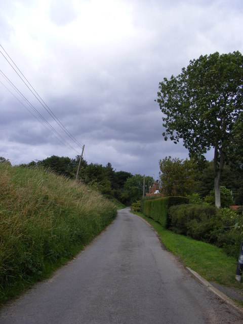 The Street, Leatheringham