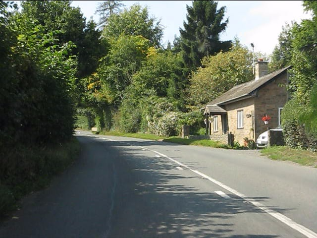 A44 west of Lyonshall