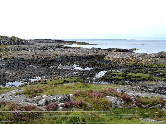 The shore of Briaghlann
