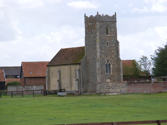 St.Mary's Church Leatheringham