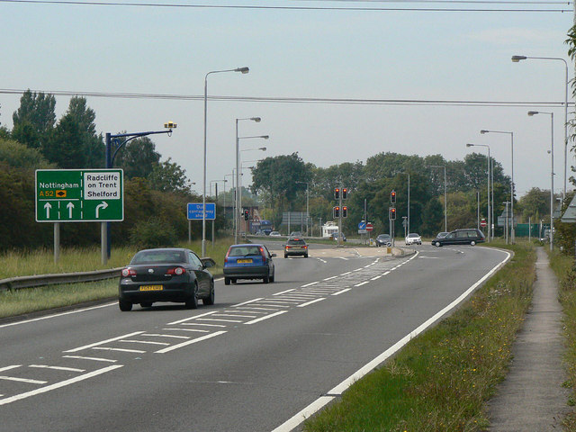 A52 Radcliffe Bypass