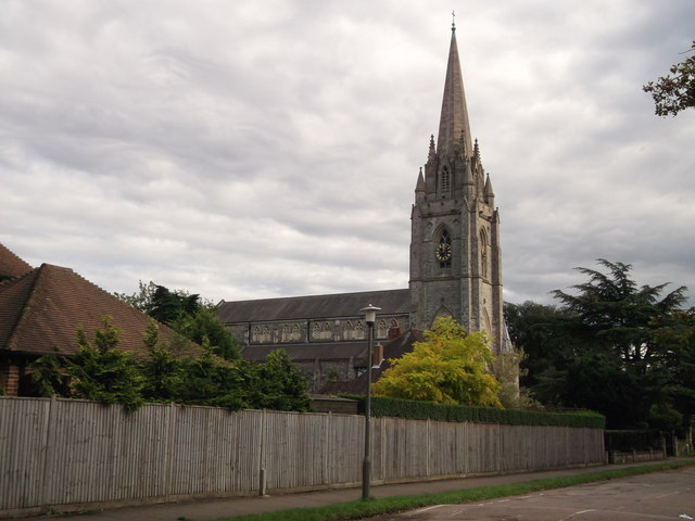 St. George's Church, Bickley