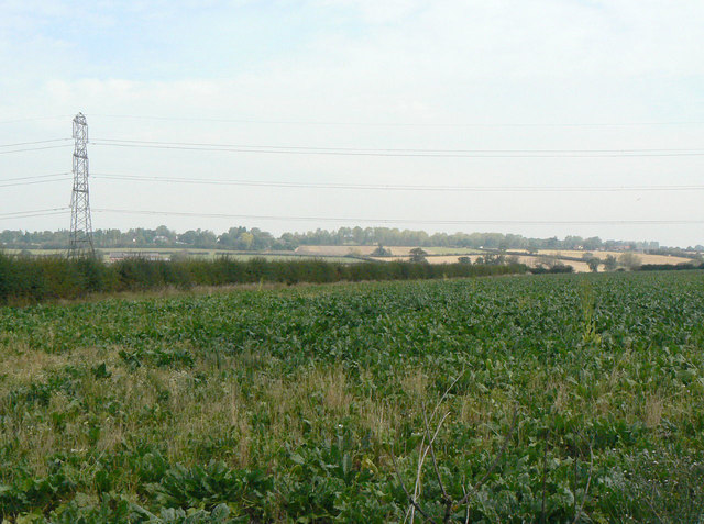 From Stragglethorpe Road