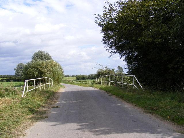 Sanctuary Bridge on Hoo Road