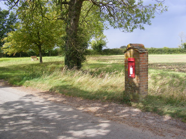 Hoo Green Postbox