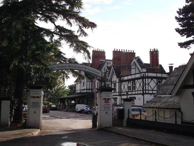 Bickley Manor Hotel