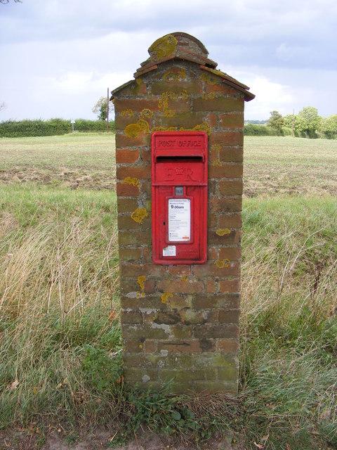Hoo Green Postbox