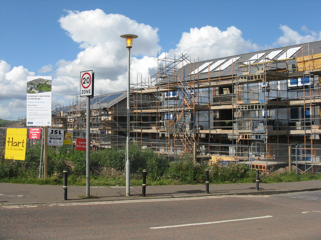 Investing in new homes for Edinburgh - creating communities