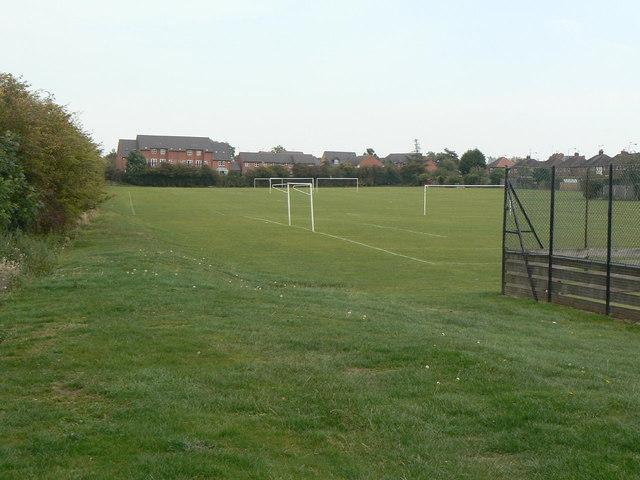 Bingham Road Playing Fields