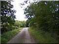 TM2557 : Sandy Lane, Hoo by Adrian Cable