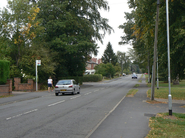Shelford Road, Radcliffe-on-Trent