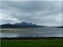NC5758 : Kyle of Tongue: fisherman by Martyn Ayre