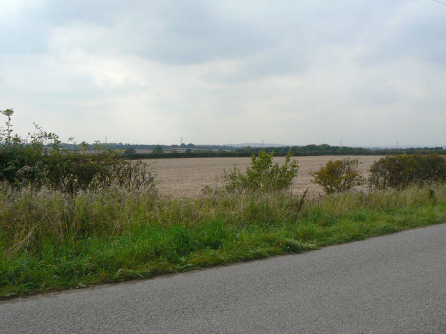 View from Cropwell Road